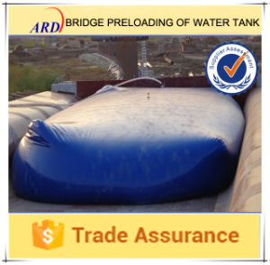 Easy to Operate and Install of PVC Bridge Preloading Water Bag Bladder pictures & photos