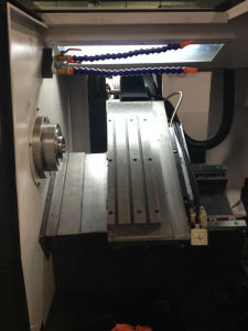 Slant Bed CNC Lathe/Turning Machine with Servo Tool Turret (CXK32) pictures & photos