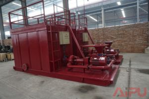 Oil Gas Drilling and Mud Cleaning for Solids Control System
