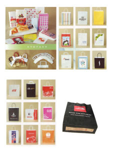 Square Bottom Paper Bag pictures & photos