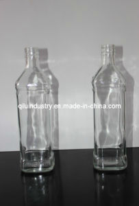 700ml Whisky Glass Bottles with Screw Caps