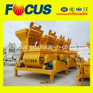 Top Quality Concrete Mixing Machine Js1000 Concrete Mixer pictures & photos