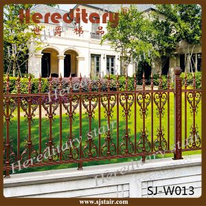 Factory Price Spear Top Decorative Security Fence for Villa Garden pictures & photos