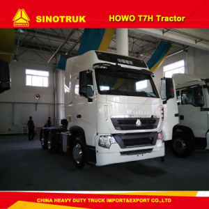 Sinotruk HOWO T7h 6X4 350HP Tractor Truck pictures & photos