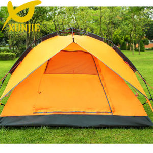 One Room Pop up Tent 3-4 Person Inflatable Tent pictures & photos