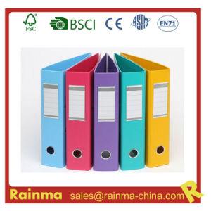 Colorful PVC 2′′ 3′′ A4/FC Size Arch Lever File pictures & photos