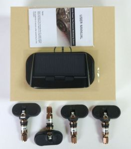 Rechargeable TPMS Tire Pressure Monitoring System TPMS with External Sensor pictures & photos