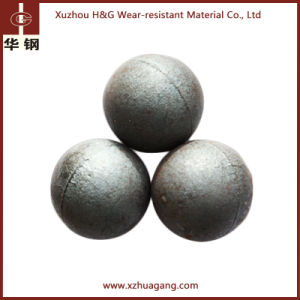 Minerals Hardware Grinding Steel Balls Used in Mine and Cement