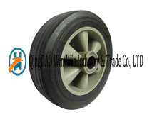 8 Inch Solid Rubber Wheel for Hand Truck pictures & photos