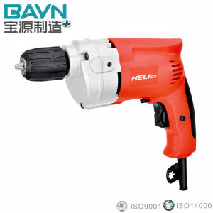 10mm 750W Classic Model Variable Speed Switch Electric Drill (10-4)