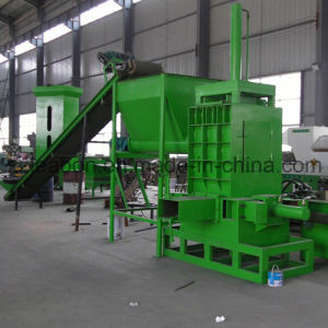 Leabon Hot Sale Horizontal Baler for Wood Shavings pictures & photos