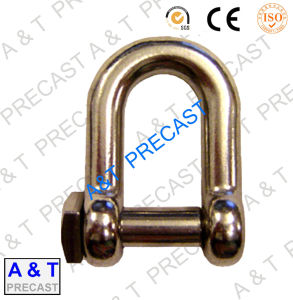 Hot Dipped Galvanized High Strength Green Pin Chain Shackle pictures & photos