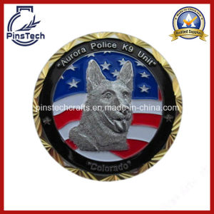 3D Coin with Double Plating pictures & photos