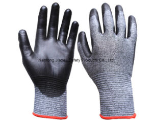 18 Gauge Protective Work Glove with PU (K8081-18) pictures & photos