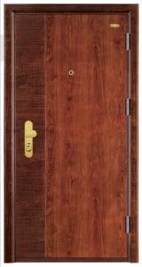 High Quality Turkish Steel Security Door pictures & photos