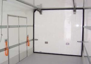 High Gloss Gelcoat Fiberglass Insulated Van Body pictures & photos