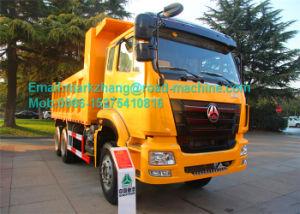 Sinotruk Hohan Mining Dump/Tipper Truck 6X4 10 Wheeler 336/371HP