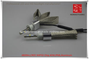 LED Car Light of LED Headlight H7 4800lm CREE Chip pictures & photos