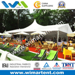500 People Peak Marquee Tent for Wedding (WM-H15) pictures & photos