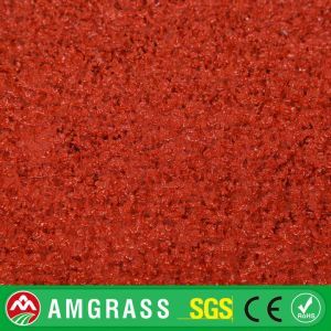 Full Pur No Granule Rubber Runway for Playground Rubber Flooring pictures & photos
