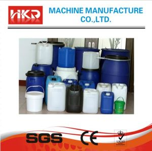 HDPE Extrusion Blowing Bottle Mold