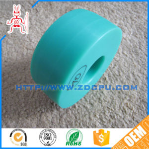 Crank Mechanism Conveyor Systom Plastic Nylon Idler Tension Pulley pictures & photos
