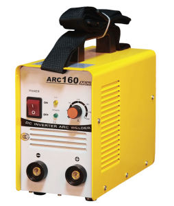 China Best Quality Inverter DC Arc Welding Machine Arc160 pictures & photos