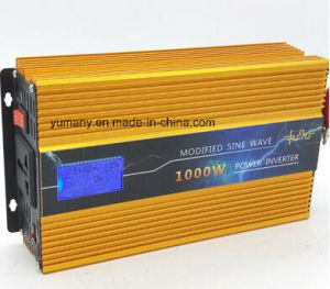 1000W Modified Sine Wave Power Inverter pictures & photos