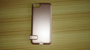 2016 New Innovative Cell Phone Case for iPhone 7 with USB Phone Charger pictures & photos