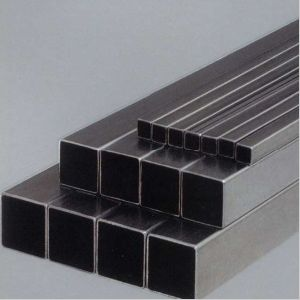 Stainless Steel Square Tubes/Pipes