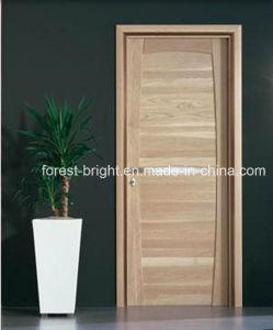 Art Deco Teak Veneer Design Style Doors pictures & photos
