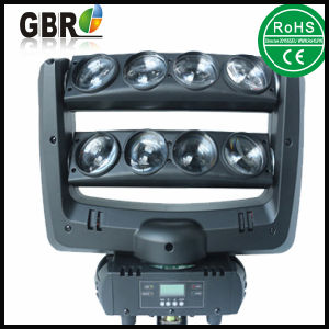 10W*8 LED Moving Head Beam Light Spider