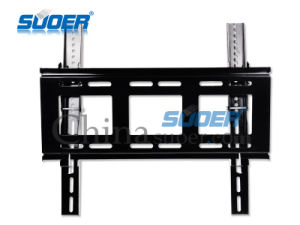 "Suoer LCD TV Wall Mount 42"" to 70"" Adjustable TV Bracket Thickening LCD TV Wall Bracket (LCD-4270C (Red Box-Adjustable)) pictures & photos"