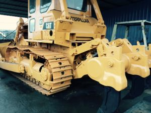 Secondhand Caterpillar D7g-2 Bulldozer with Ripper for Sale pictures & photos