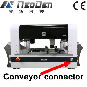 Good Quality Desktop Vision Pick and Placer Machine pictures & photos