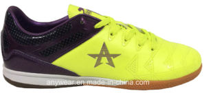 Men′s Indoor Soccer Shoes with Rubber Outsole (815-8459) pictures & photos
