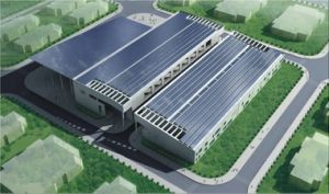 Rooftop Solar Power Plant with Monocrystalline Panel