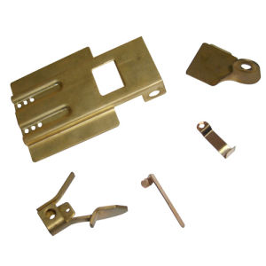 Precision Sheet Metal Stamping Parts pictures & photos