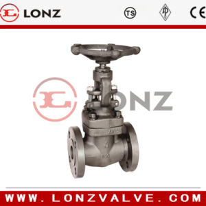 Forged Steel Globe Valve (J31H) pictures & photos