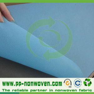 100%Polypropylene Spun Bonded Non Woven Fabric Poducts pictures & photos