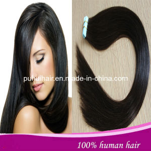 100% Brazilian Tape Hair Extension, 30 Inch Remy Tape Hair Extensions