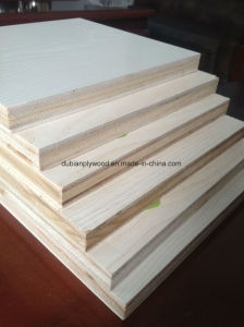 18mm E0 Grade High Glossy Melamine Plywood Shuttering Plywood/Marine Plywood/Waterproof Plywood/Concrete for Construction pictures & photos