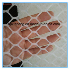 Hot Sale Plastic Flat Mesh/Poultry Netting/Plastic Mesh