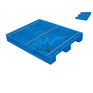 3 Runners Plastic Pallet (In Steels) Dw-1311A3 pictures & photos