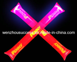 Flash Glowing Inflatable Cheering Sticks pictures & photos