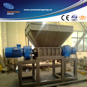 High Output Double Shaft Shredder Machine pictures & photos