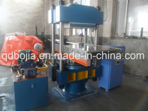 Rubber Plate Rubber Vulcanizing Press Machine pictures & photos