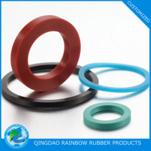 Custom Molded Silicone Rubber Seal
