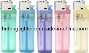 Disposable/Refillable Flint Gas Lighter7.8cm (F77-C)