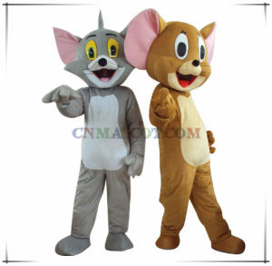 Cheap Mascot Costume Tom&Jerry Cartoon Costume pictures & photos